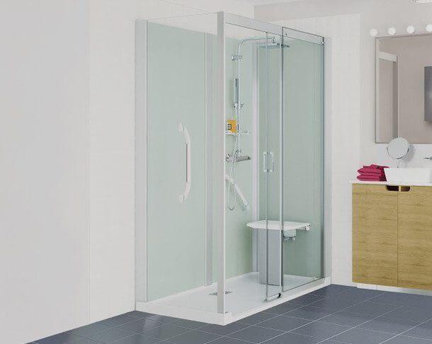 Badkamer Voor Ouderen : Badkamer voor ouderen de studio keukens & bad
