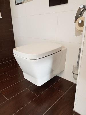 Keramag Silk toilet met zitting