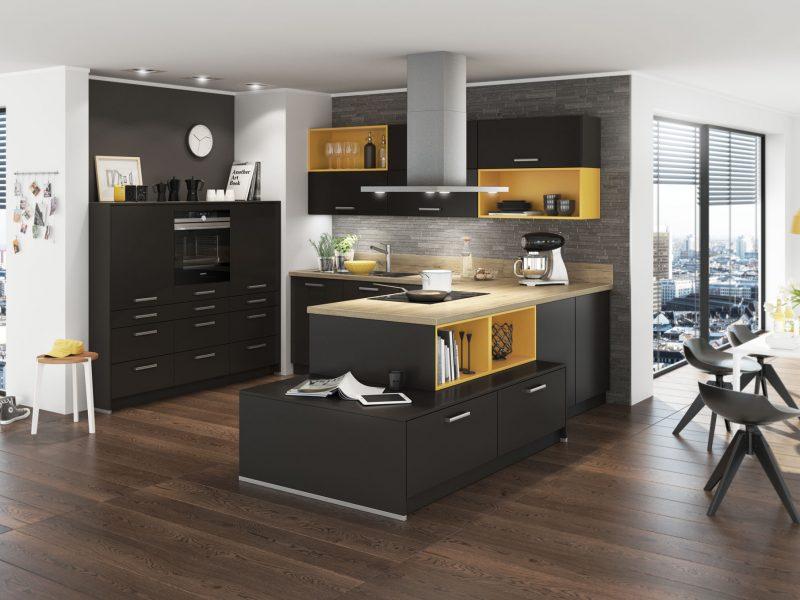 mat zwart of mat wit keuken