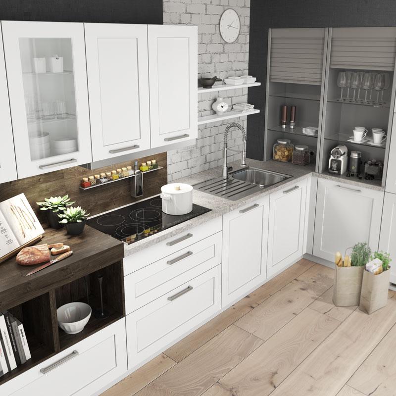 Keuken inrichten